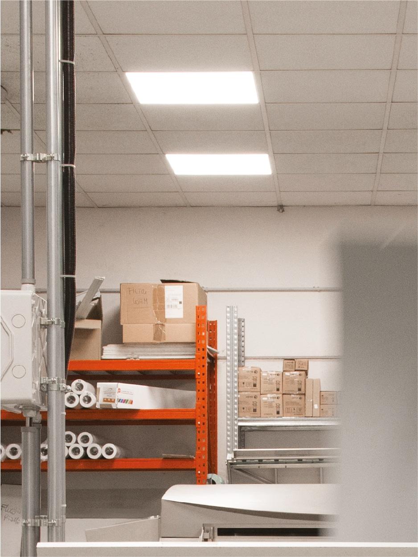 sosteniblita illuminazione LED