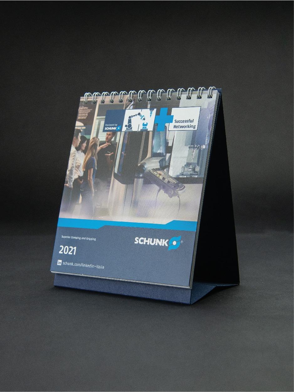 stampa prodotti calendari